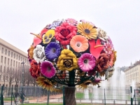 The Flower Tree in Lyon