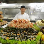 Foodies now rule on cruises