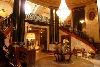 El Palace Hotel 350x233 The triple crown of Barcelona: Five star hotels with knockout views and amenities