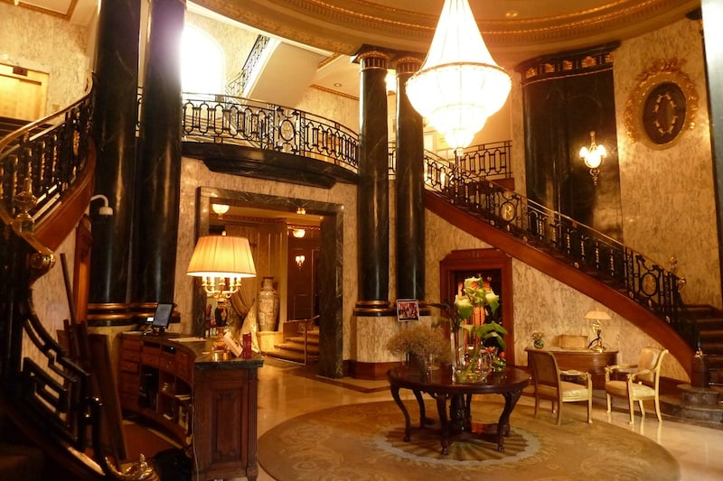 The Triple Crown Of Barcelona Five Star Hotels With Knockout Views And Amenities