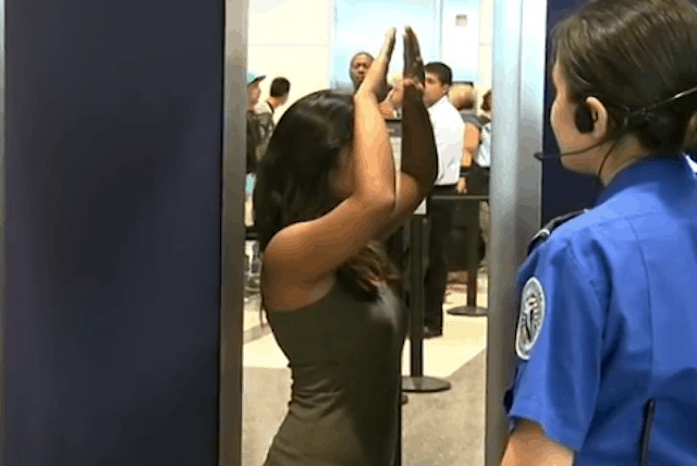 patting down the tsa A pat-down is not standard procedure for all air travelers you may be asked to undergo a pat-down if an alarm is triggered when how to avoid a tsa pat-down.