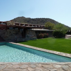 Frank Lloyd Wright's Taliesin West celebrates its 75th anniversary