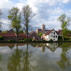Touring Burgundy by barge