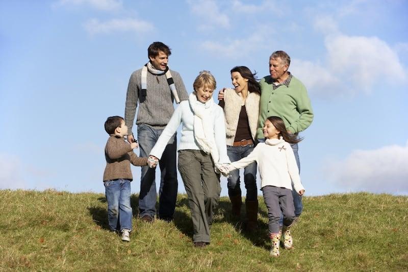 midlife multigenerational travel