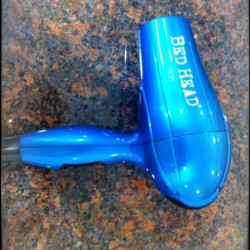 Do you need a travel hair dryer? Taking a look at the Bed Head Groupie