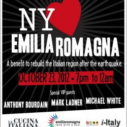 NY loves Emilia Romagna: How you can help