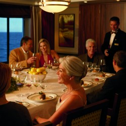 Chef's Tables: On Cruise Ships, Dining is Theater and Chefs are the Stars