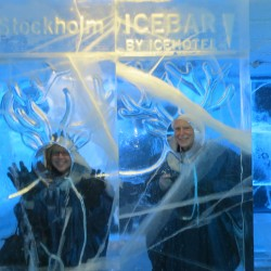 A Perfect Trifecta: Visits to three Scandinavian icebars