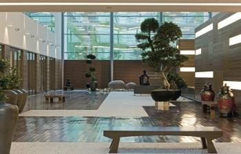 Zen Garden at Sofitel London Heathrow