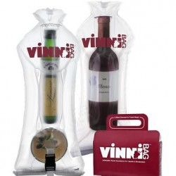 VinniBag Wine Carrier: A practical gift for the traveler