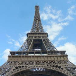 Lunch on top of the Eiffel Tower: Tourist trap or experience of a lifetime?