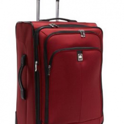 "The Delsey Helium Ultimate 25"" Suitcase"