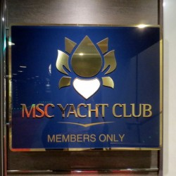 Cruising Italian-Style on the MSC Yacht Club