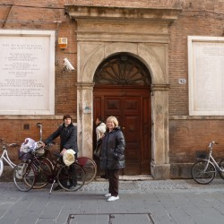 A visit to the Jewish Museum of Ferrara