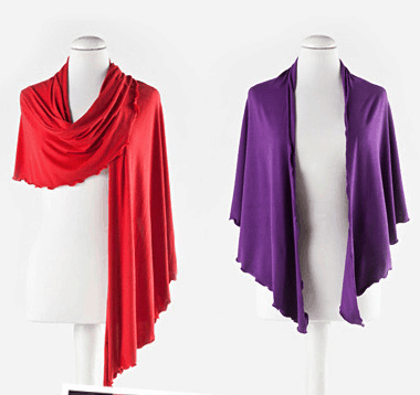 The Chilly Jilly Wrap comes in 18 colors.