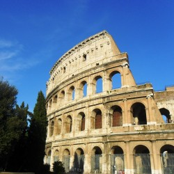 Walk through history in Rome