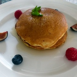 World's Best Breakfasts: Corn Pancakes at Hotel Matilda