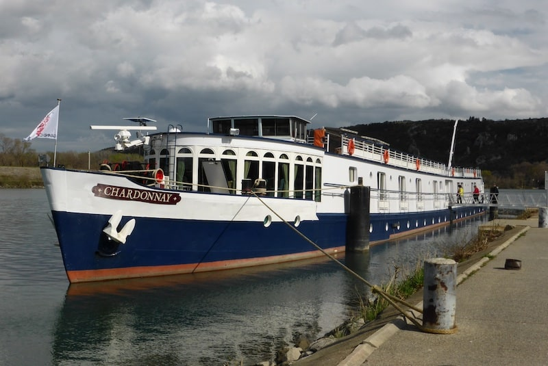 A French River Cruise on Grand Circle's Chardonnay