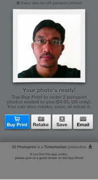 Screen Shot 2013 05 02 at 9.53.30 PM 192x350 Need passport photos? There's an app for that...