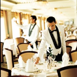 Crystal Cruises: The World's Best Service