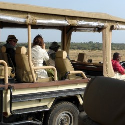 Shooting The Big Five: An African Photo Safari