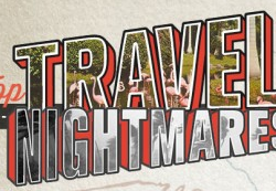 Top Travel Nightmares: A scary infographic