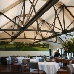 Farm-to-table Sunday brunch at Blue Hill at Stone Barns