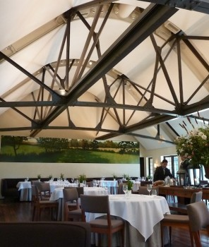 Dining Room at Blue Hill at Stone Barns