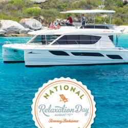 Win a yacht trip for four to the British Virgin Islands