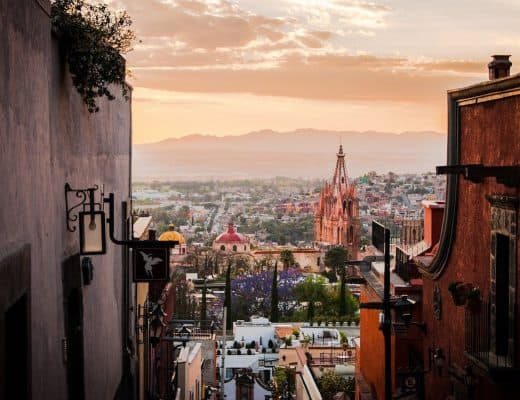 It's easy to love San Miguel de Allende