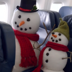 A Delta in-flight safety video that will make you smile