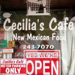 Cecilia's Cafe: An authentic taste of New Mexican cooking