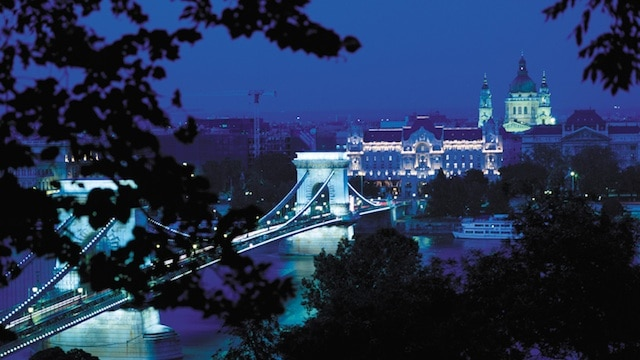 Budapest in Winter (Credit: Four Seasons)