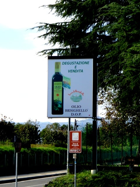 DSC00269 Brisighella: Forget the spa and start pumping...olive oil?