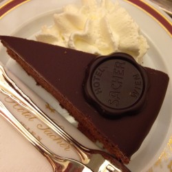 Original sin: Tasting Sacher-Torte in Vienna