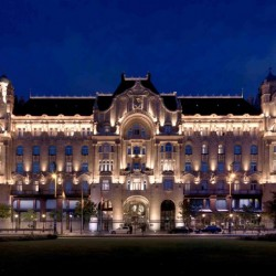 Best of Budapest: Four Seasons Hotel Gresham Palace