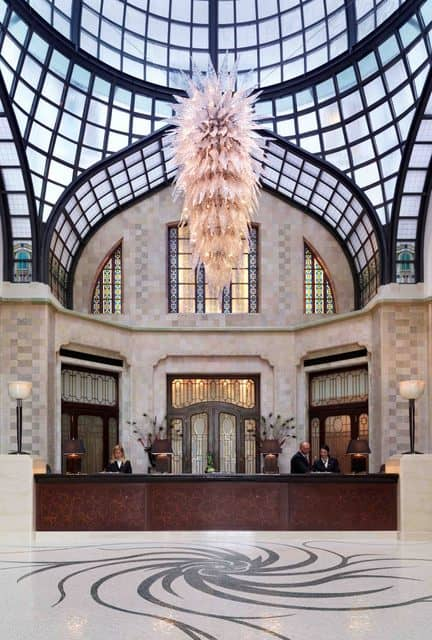 PKITLobby Best of Budapest: Four Seasons Hotel Gresham Palace