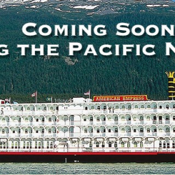 American Empress riverboat cruises launch in the Pacific Northwest