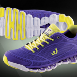 GEAR REVIEW: Prospecs Power Walk 603 athletic shoes