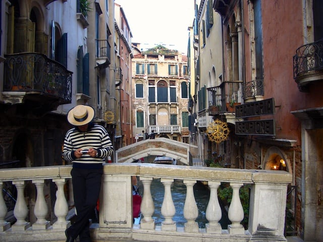 Venice Walking Cities: Where travel writers walk