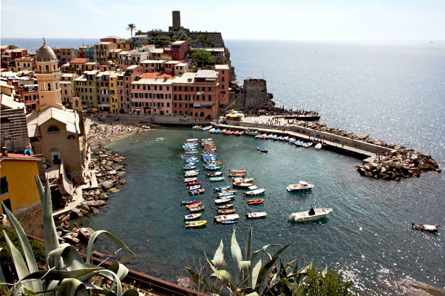 Vernazza Barbara Weibel italy cinqueterre vernazza Walking Cities: Where travel writers walk