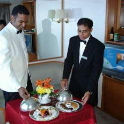 Guest Post – The butler did it all…on Regent Seven Seas Voyager