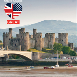 Win a 7-day, 6-night vacation for two in Wales (contest ended 2/7/14)