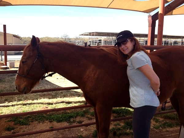 Horse Ten reasons to love Miraval