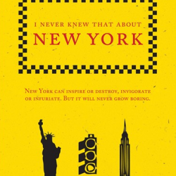 I Never Knew That About New York – Review and giveaway (contest ended)