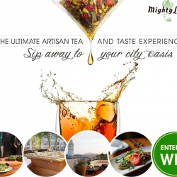 Win a San Francisco spa getaway from Mighty Leaf Tea (contest ended 4/30/14)