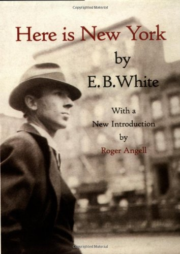 HereIsNY Book review: Here is New York by E.B. White