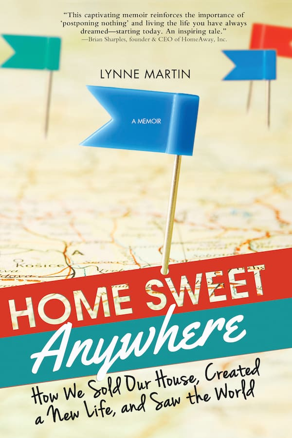HomeSweetAnywhere9781402291531 3001 Book Giveaway   Home Sweet Anywhere (contest ended)