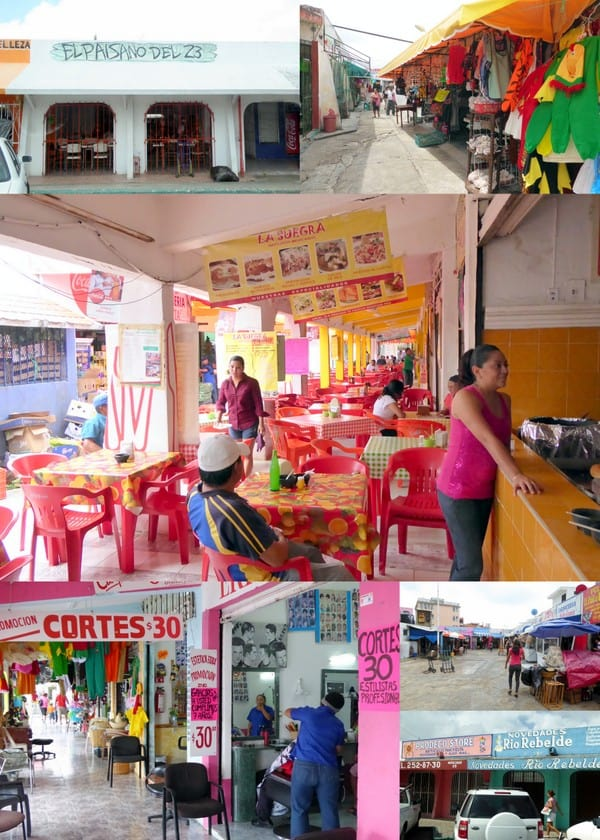 Maket Cancun WKG selects2 Market Visit   Mercado 23 in Cancun