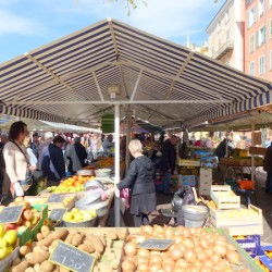 Tips for visiting public markets